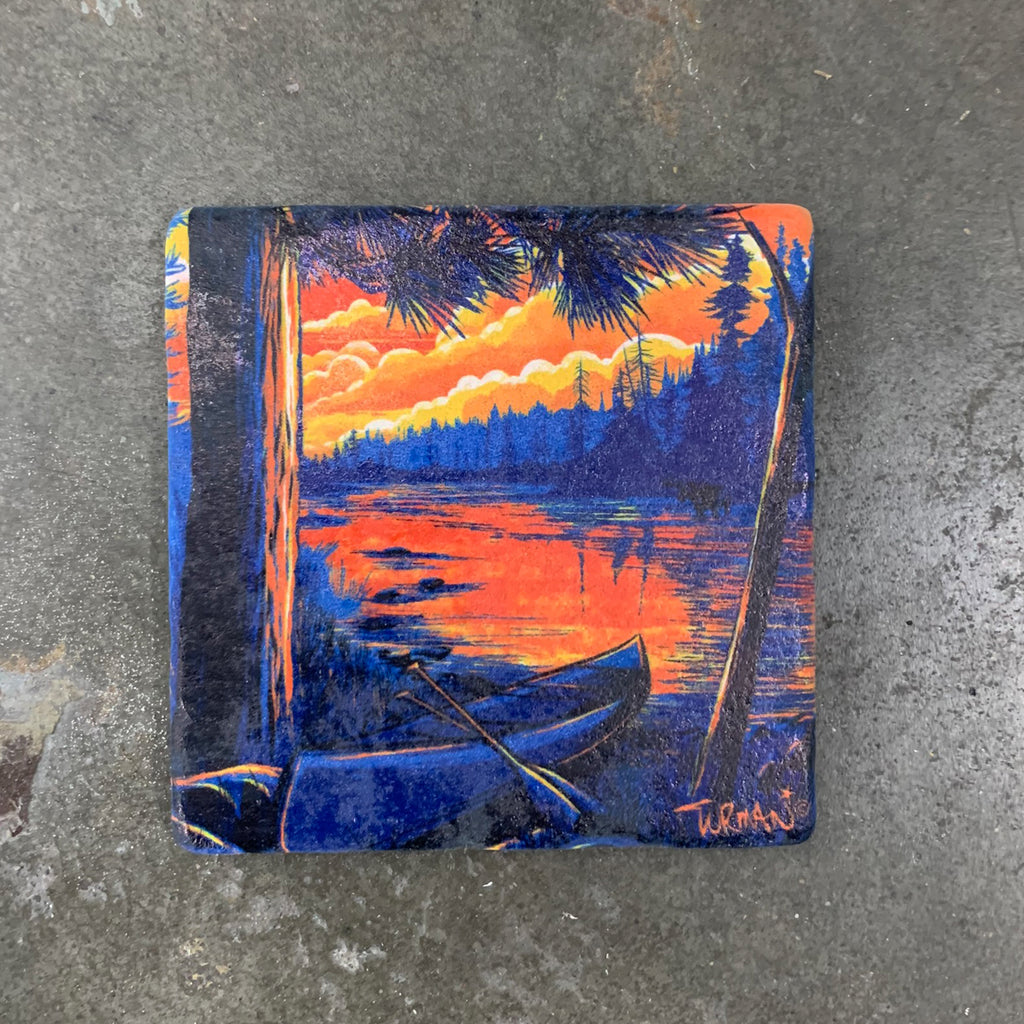 Boundary Waters Coaster