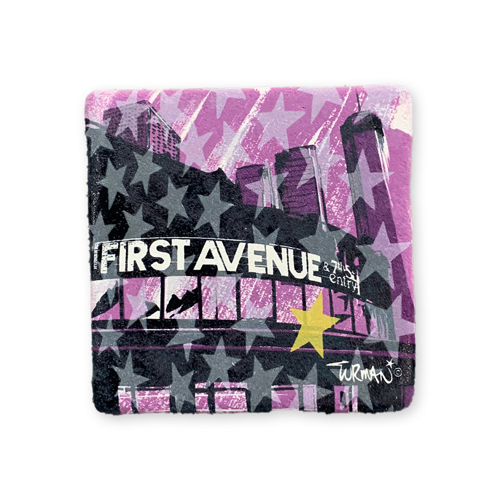 First Avenue Coaster