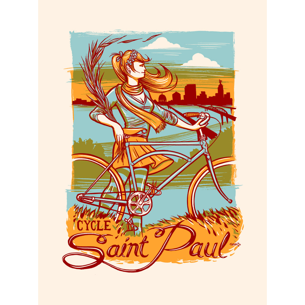 Cycle Saint Paul