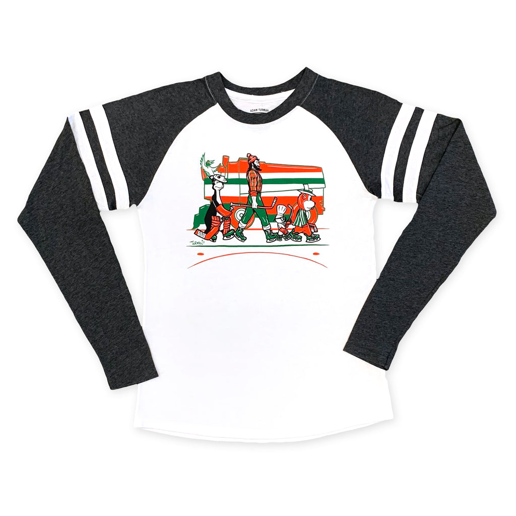 MN Abbey Road Hockey Long Sleeve T-Shirt