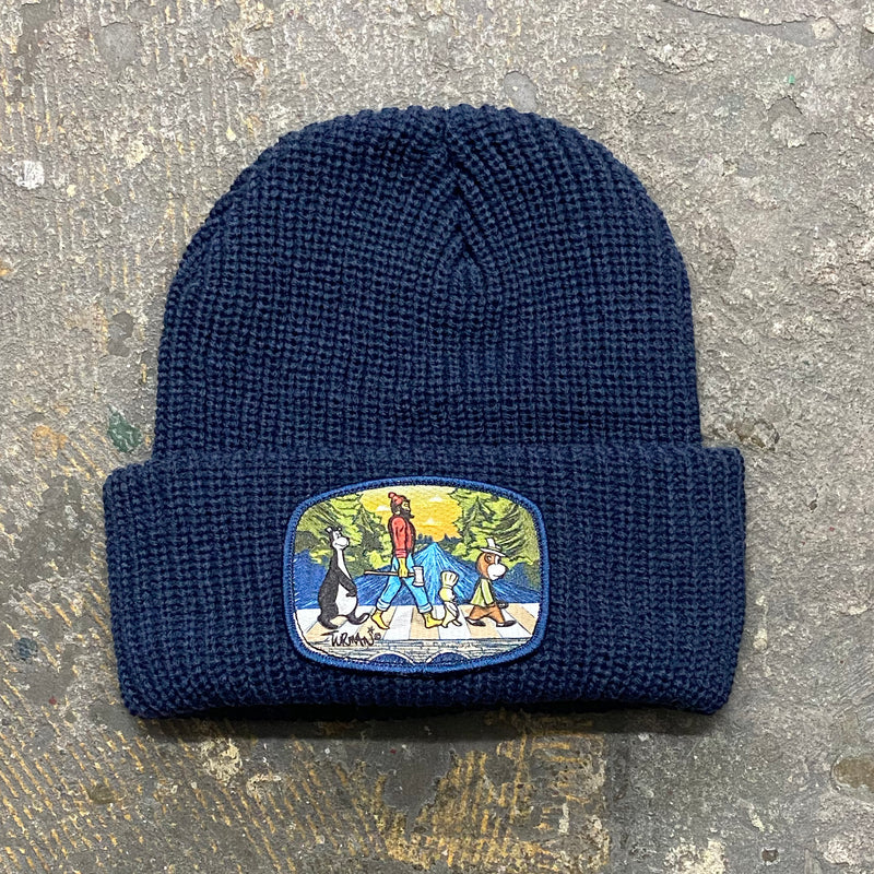 MN Abbey Road Navy Beanie