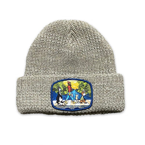 MN Abbey Road Oatmeal Beanie