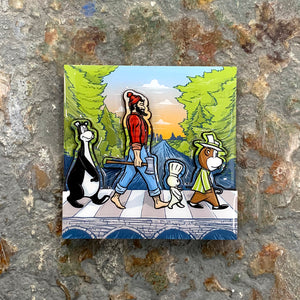 MN Abbey Road Magnet