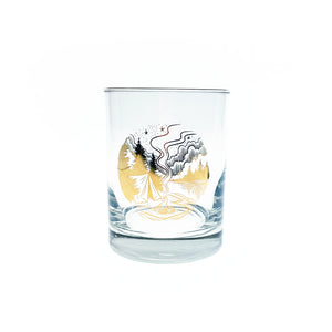 Tent Whiskey Glass