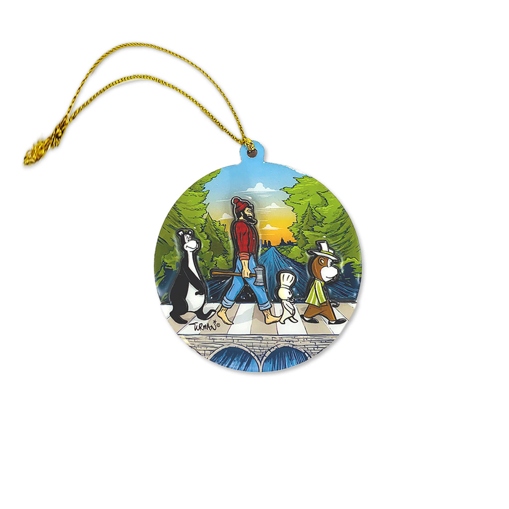 Turman Holiday Ornament - MN Abbey Road