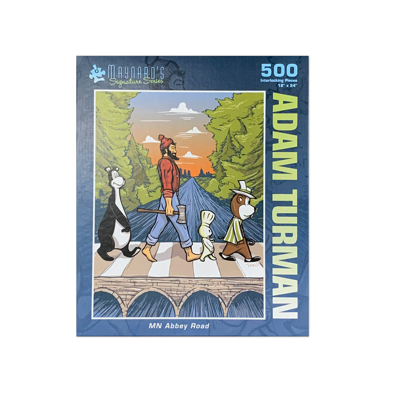 MN Abbey Road Puzzle