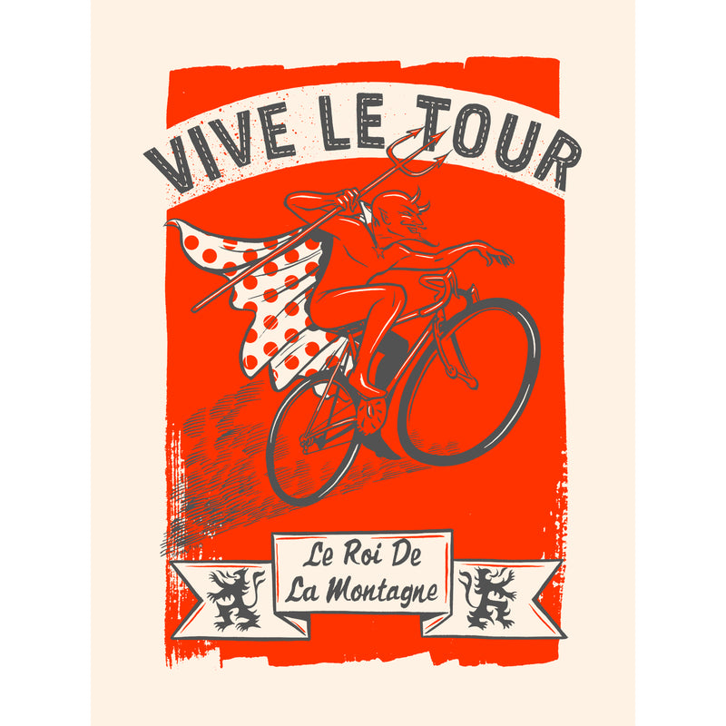 Vive Le Tour - King of the Mountains
