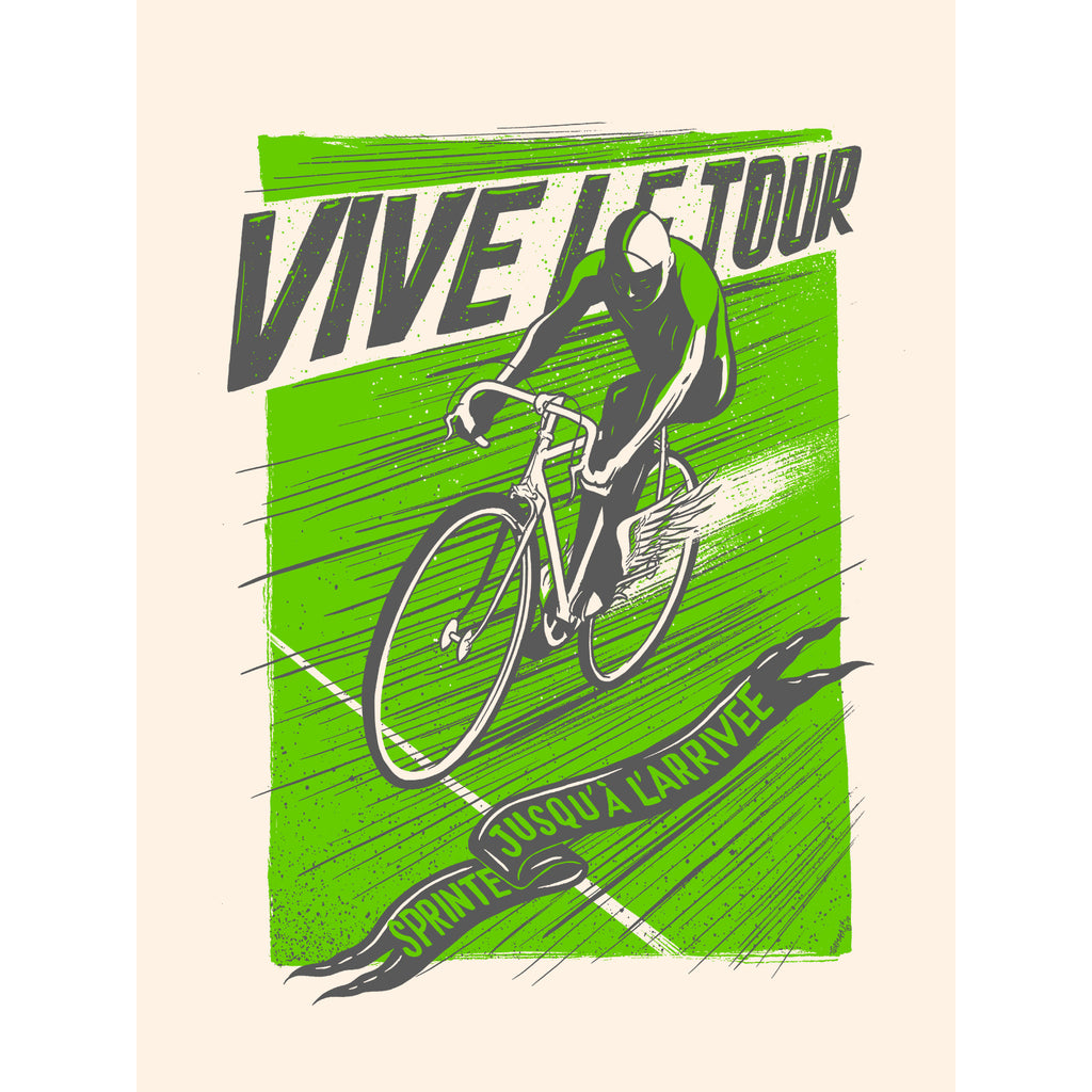 Vive Le Tour - Sprint to the Finish