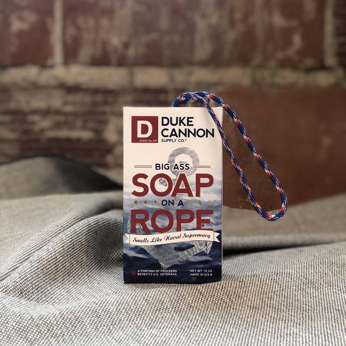 Big Ass Soap On A Rope