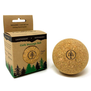 Rawology Cork Massage Ball