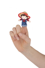 Load image into Gallery viewer, Farm Finger Puppets