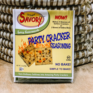 Savory Seasoning Packets