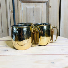 Load image into Gallery viewer, Gold Mule Mug