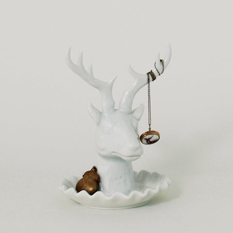 Adorn Deer Jewelry Holder