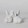 Little Gatherers Rabbit Head Napkin Rings