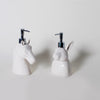 Lather Up Rabbit Soap Dispenser