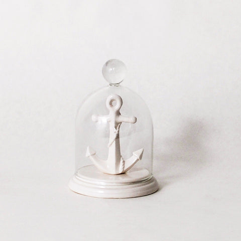 Bells of the Ball Anchor Bell Jar Ring Holder
