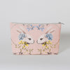 Forest Blossom Rabbit Pencil Case