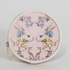 Forest Blossom Rabbit Coin Purse