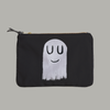 Ghost & Friends Ghost Pouch - Black