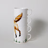 Forest Friends Fox Stacking Mugs
