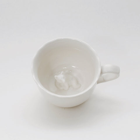 Hidden Animals Fox Mug