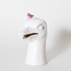 The King's Subjects Ostrich Pencil Holder