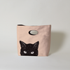 Painted Paws Cat Lunch Bag