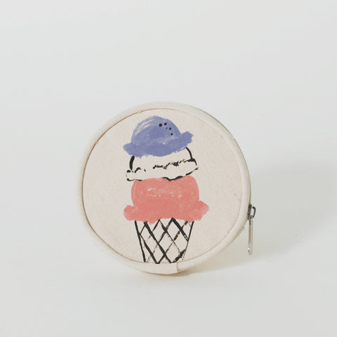 Sweet Treats Ice Cream Coin Purse