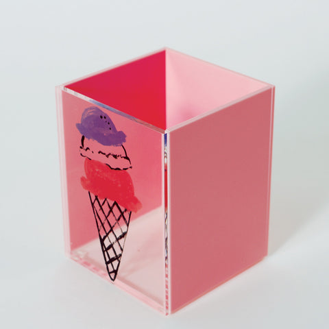 Sweet Treats Ice Cream Pencil Holder