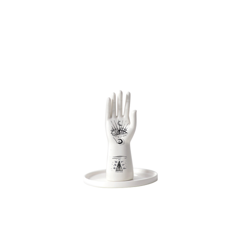 The Ancient Mystics Hand Ring Holder