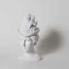 The Socialites Female Victorian Bust Ceramic Canister