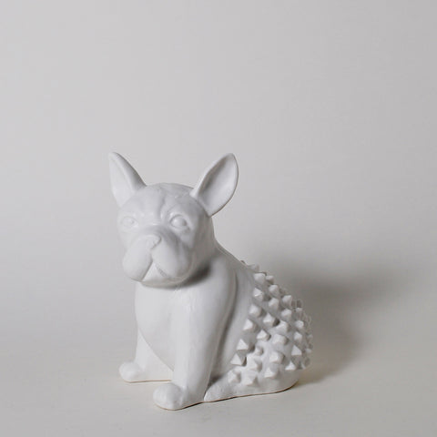 The Studs French Bulldog Coin Bank