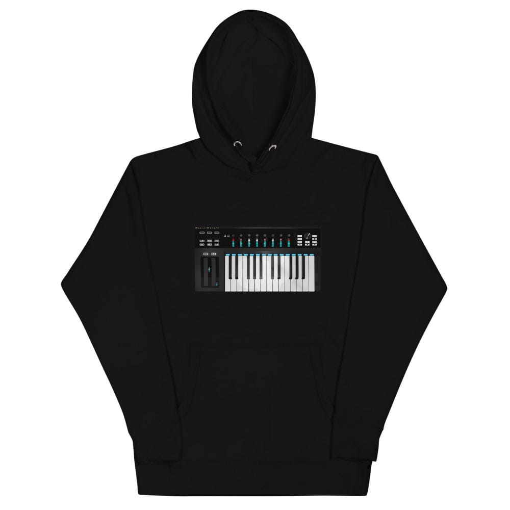The World of T's Hoodie Black / S Women's Midi Controller Hoodie