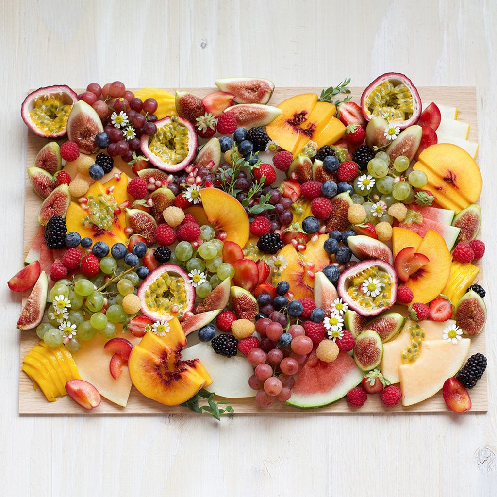 Farmer's Market Fruit Board