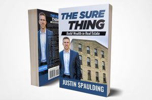The Sure Thing - Build Wealth in Real Estate (Book)