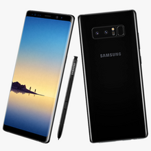 Load image into Gallery viewer, SIM Free Samsung Galaxy Note 8 64GB Unlocked Mobile Phone - Black