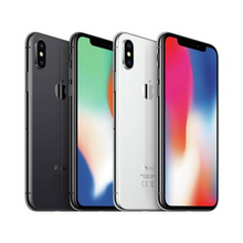 Load image into Gallery viewer, SIM Free iPhone X 64GB Mobile Phone - Silver - Unlocked