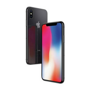 SIM Free iPhone X 64GB Mobile Phone - Space Grey - Unlocked