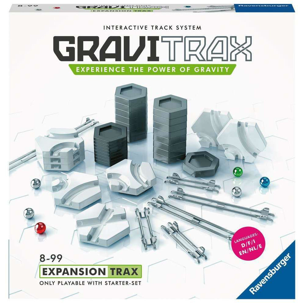 GRAVITRAX EXPANSION: TRAX