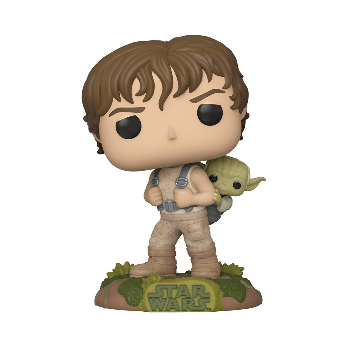 POP VINYL STAR WARS TRAINING LUKE WITH YODA VINYL FIGURE