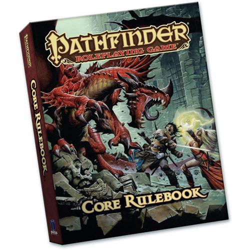 PATHFINDER CORE RULEBOOK (1ST EDITION) POCKET SOFTCOVER