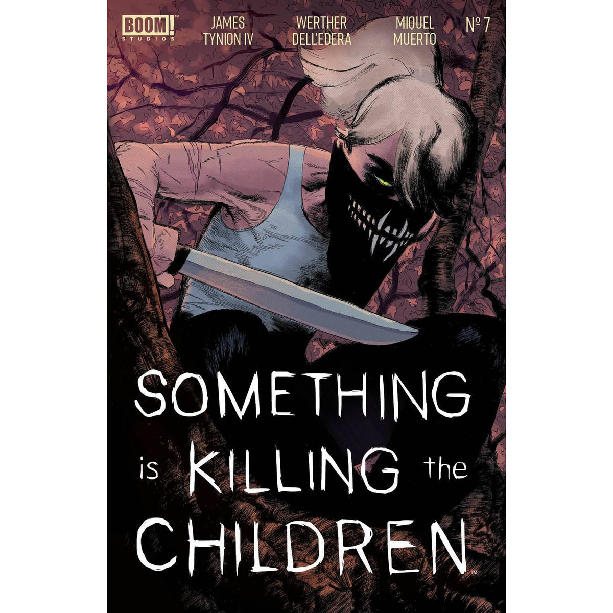 SOMETHING IS KILLING CHILDREN #7 - 2ND PRINTING