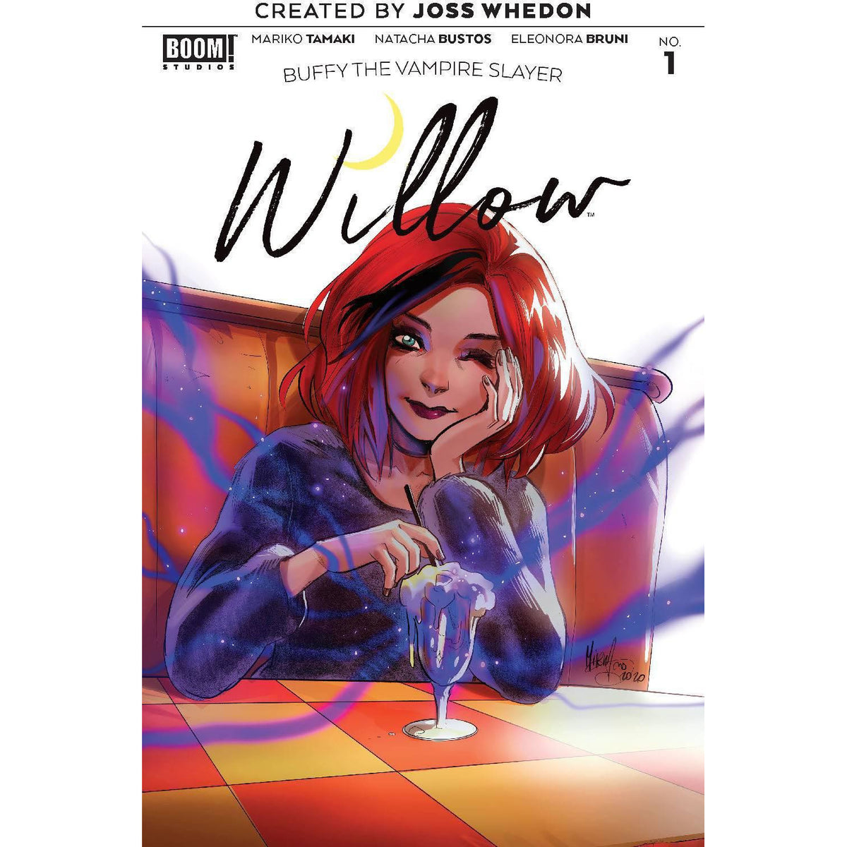 BUFFY THE VAMPIRE SLAYER: WILLOW - PICK YOUR COVER - BOOM STUDIOS COMICS