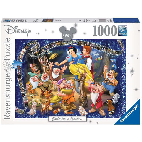 DISNEY SNOW WHITE 1000 PIECE PUZZLE