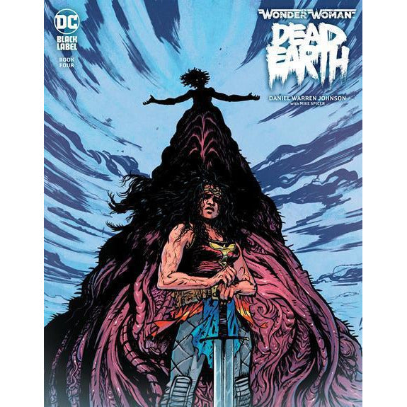WONDER WOMAN DEAD EARTH #4 (OF 4) - JOHNSON COVER A