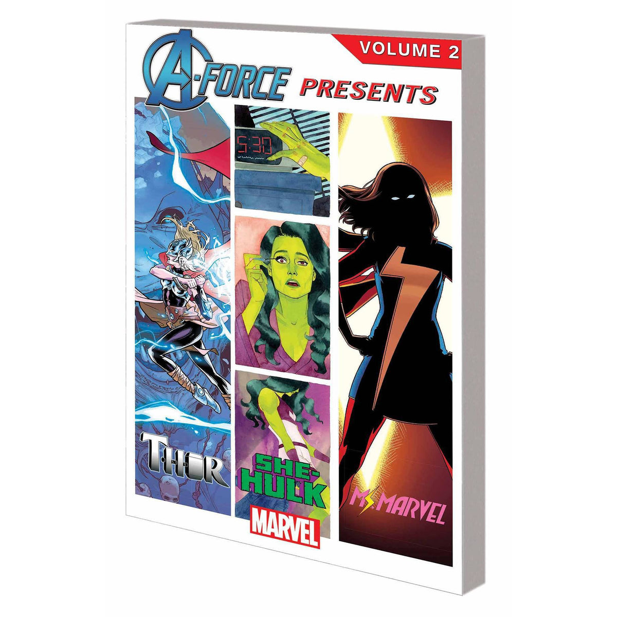 A-FORCE PRESENTS VOLUME 02