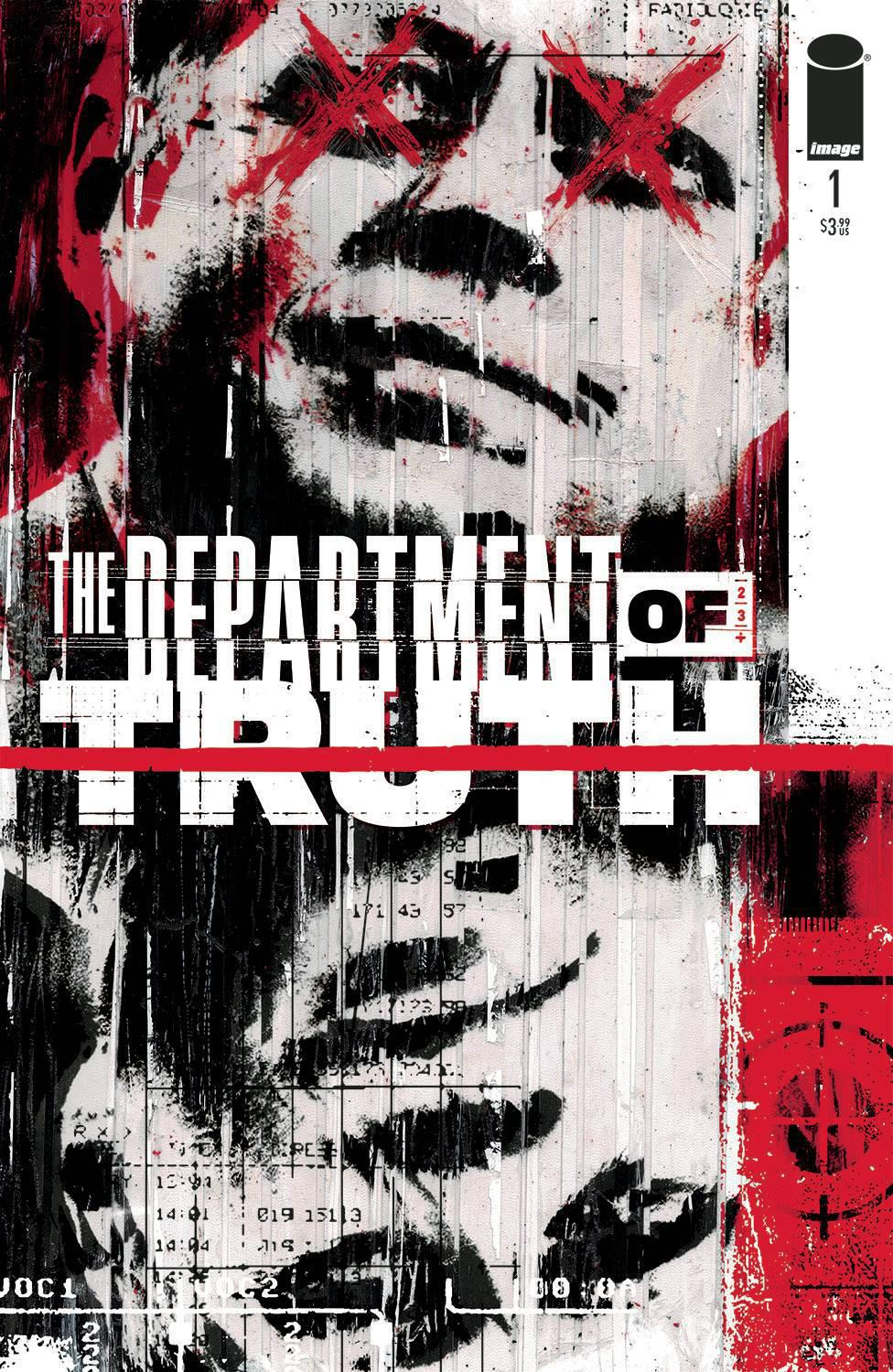 DEPARTMENT OF TRUTH #1 - COVER A SIMMONDS