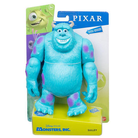 DISNEY PIXAR - MONSTERS INC - ACTION FIGURE - SULLY