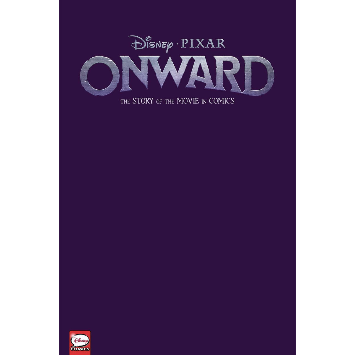 DISNEY - PIXAR ONWARD: STORY OF THE MOVIE IN COMICS